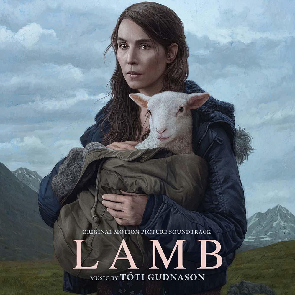 LAMB - Soundtrack Cover Art