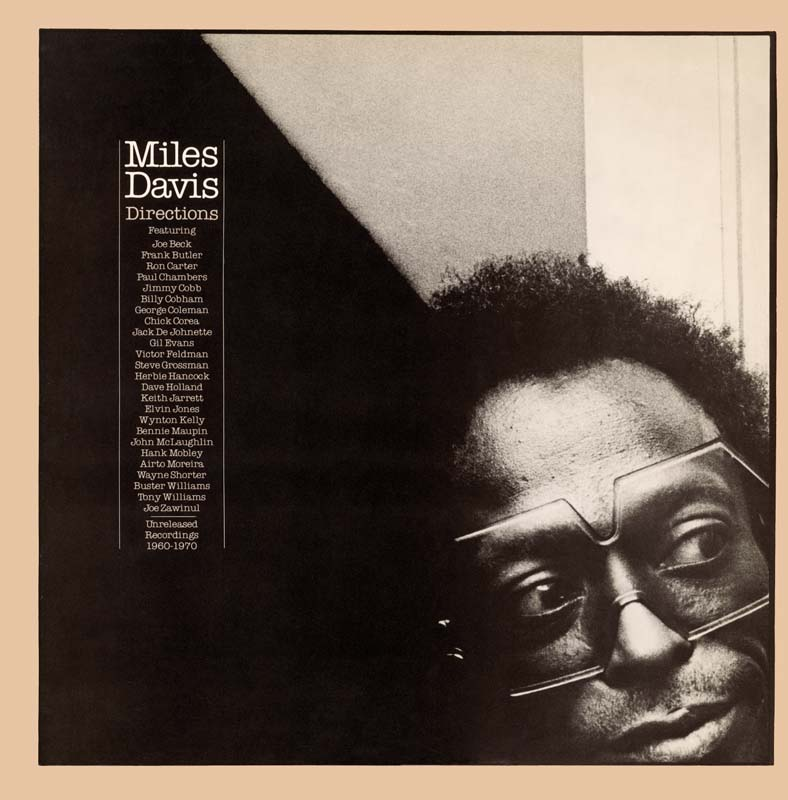 Miles Davis - Directions: Unreleased Recordings 1960-1970