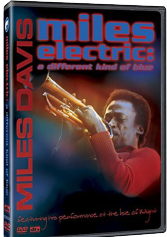 Miles Electric: A Different Kind of Blue (DVD)