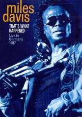That's What Happened – Live In Germany 1987 (DVD)