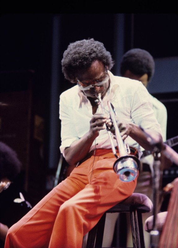 Miles Davis Official Photo 133