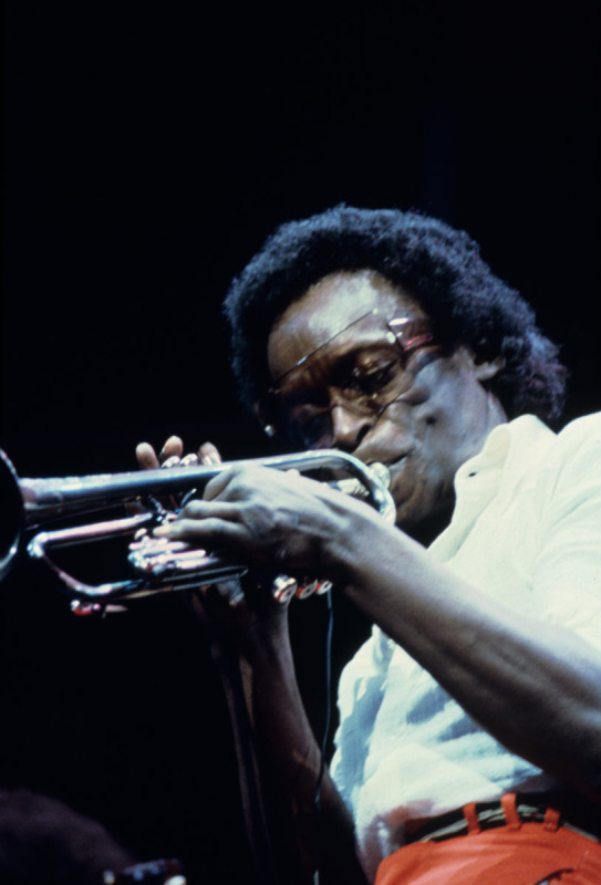 Miles Davis Official Photo 134