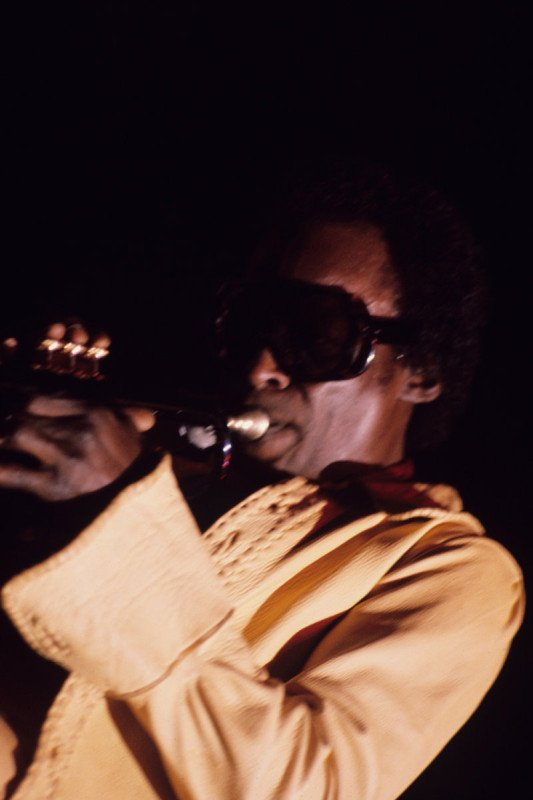 Miles Davis Official Photo 137