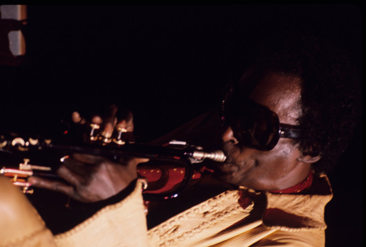 Miles Davis Official Photo 138