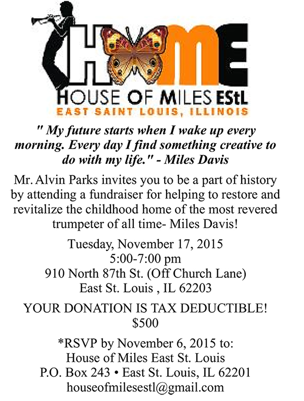 House of Miles fundraiser