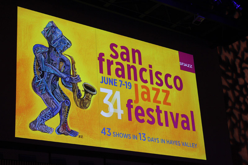 Miles Electric At SF Jazz Festival (Photo 15)
