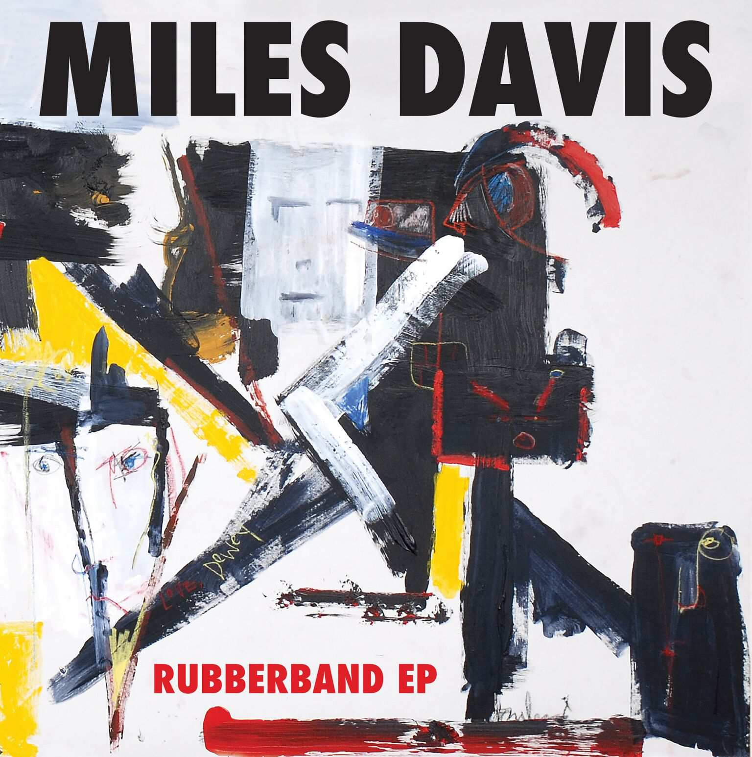 miles davis 39 rubberband 39 ep to be released for record. Black Bedroom Furniture Sets. Home Design Ideas