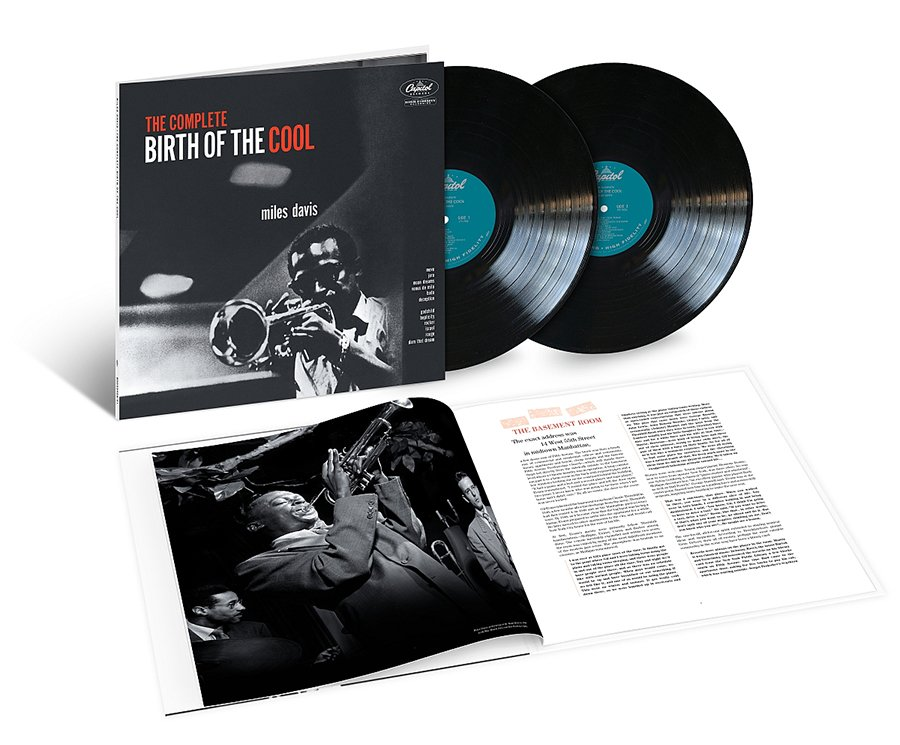 Miles Davis 'The Complete Birth Of The Cool' Collection