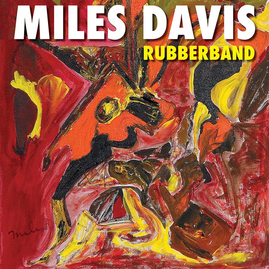 Miles Davis - Rubberband album