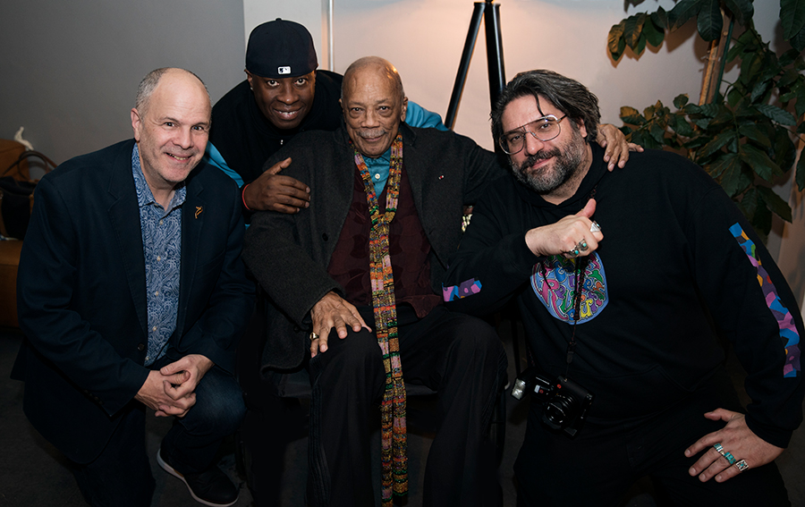 Miles Davis: Birth Of The Cool Screening Hosted By Quincy Jones In Los Angeles