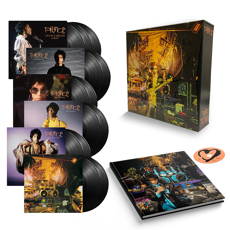 Sign O' The Times Deluxe Edition