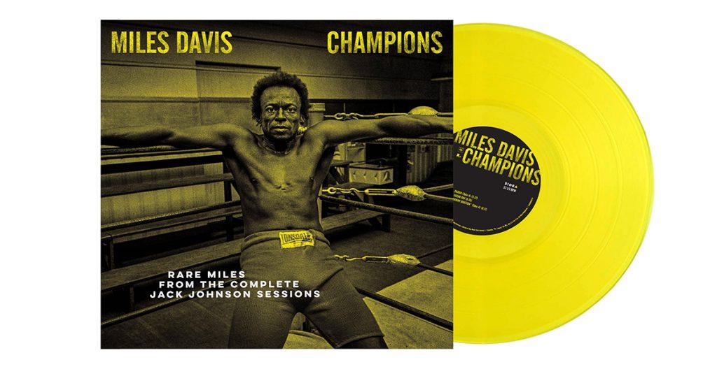Miles Davis- CHAMPIONS