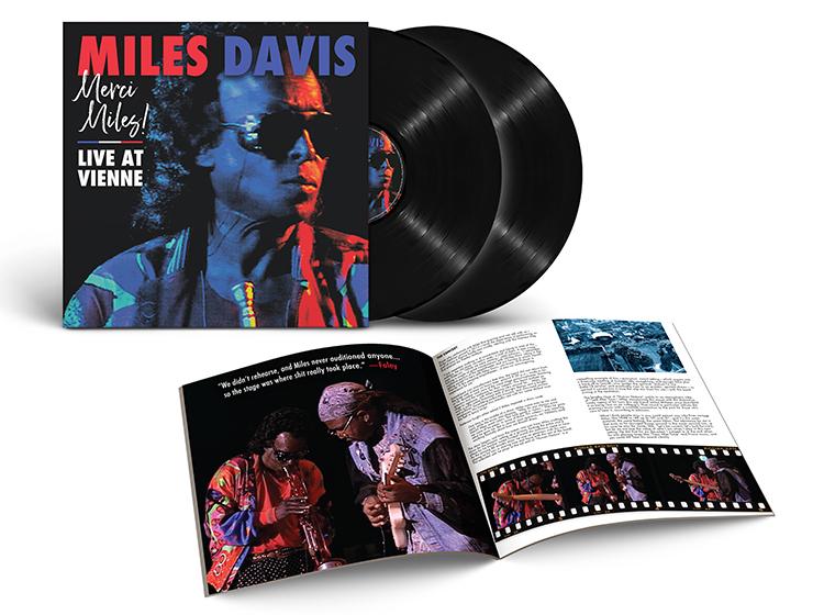 Miles Davis - Merci, Miles! Live At Vienne