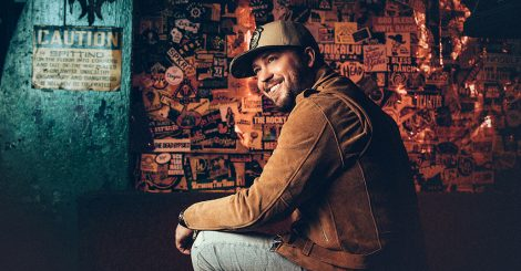 "Mitchell Tenpenny Releases Self-Titled EP and ""Drunk Me"" Debut Single on Riser House/Columbia Nashville"
