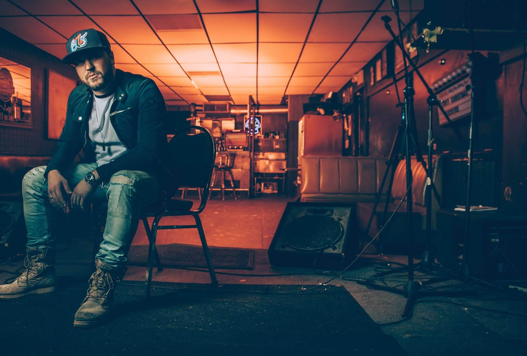 Mitchell Tenpenny Takes A Shot With 'Alcohol You Later'
