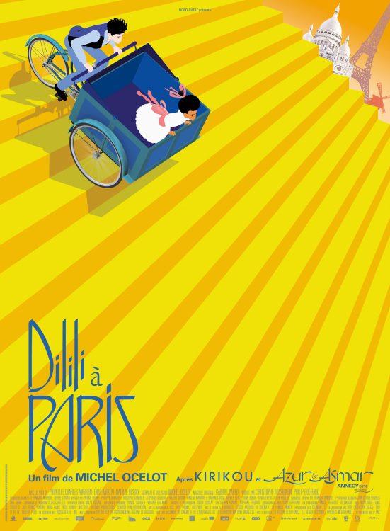 Découvrez la bande originale du film «Dilili à Paris» !