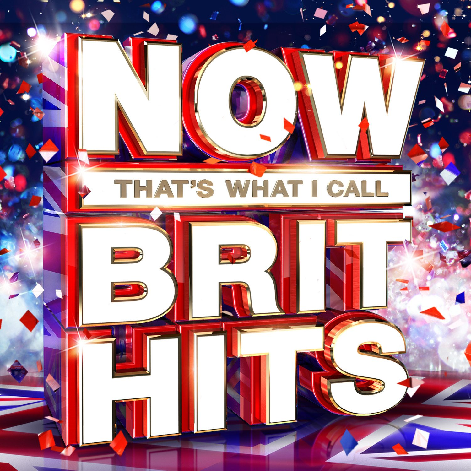 Now That\'s What I Call Brit Hits | Now That\'s What I Call Music