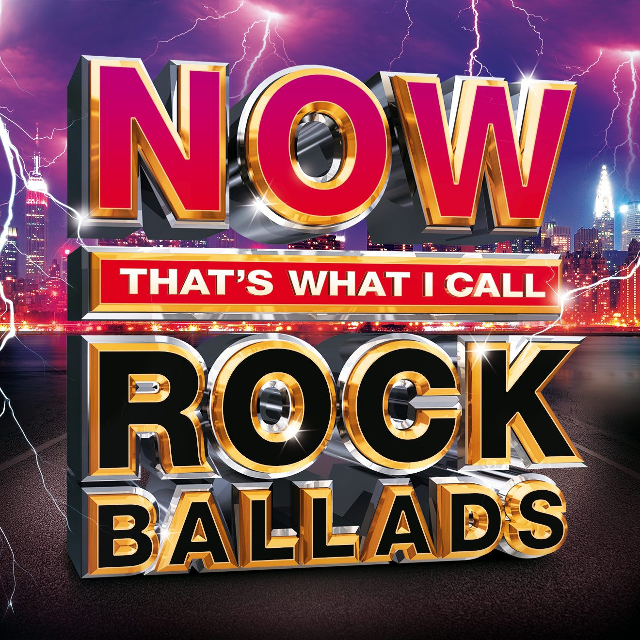 Now That\'s What I Call Rock Ballads | Now That\'s What I Call Music