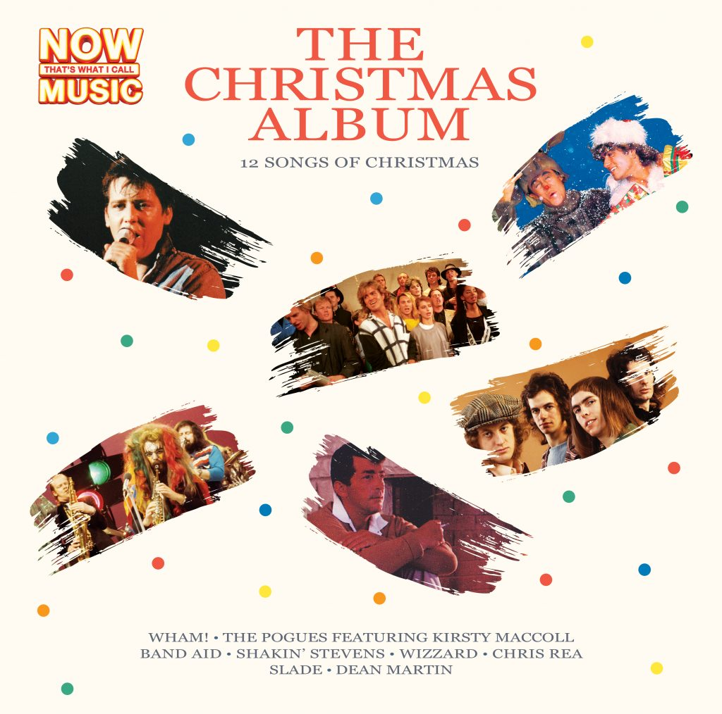 Now Christmas Vinyl Now That S What I Call Music