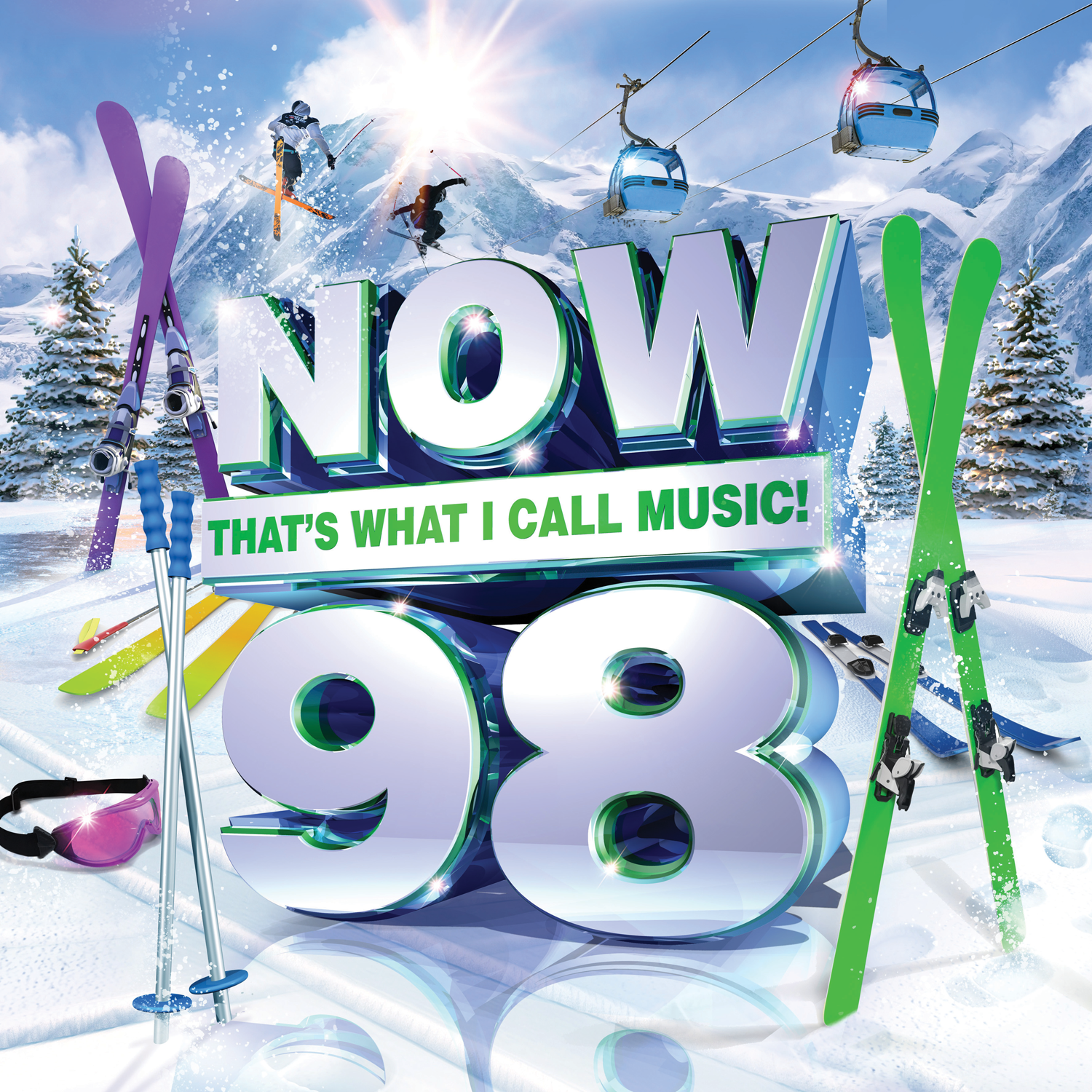 NOW That's What I Call Music! 98 | Now That's What I Call ...