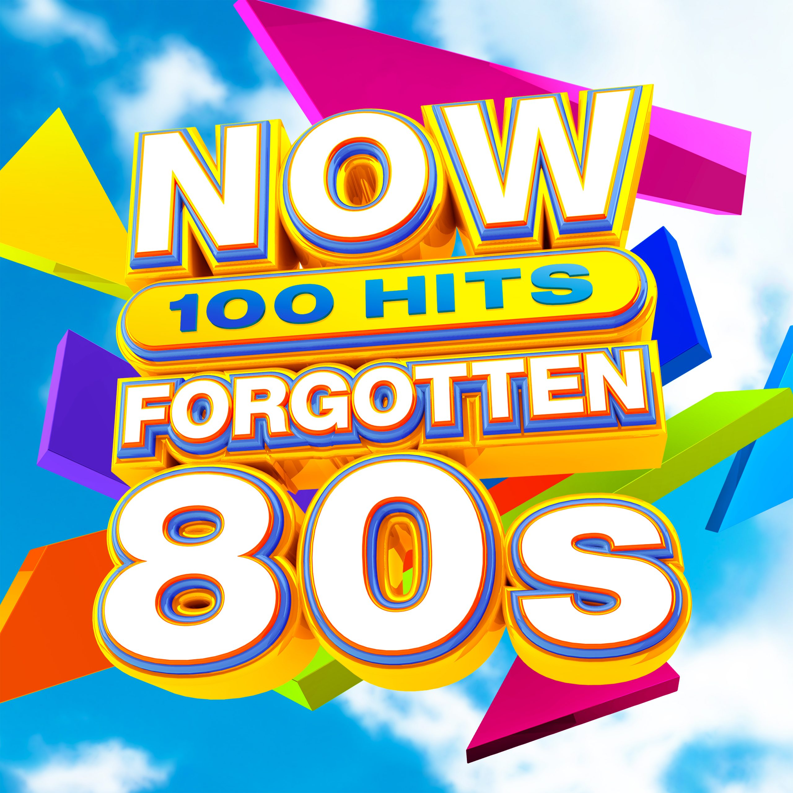 Now 100 Hits Forgotten 80s Now That S What I Call Music