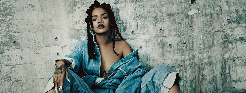Rihanna Hero