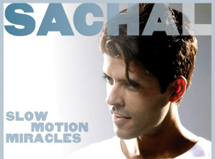 "Sachals reveals cover artwork of ""Slow Motion Miracles"" + audio premiere!"