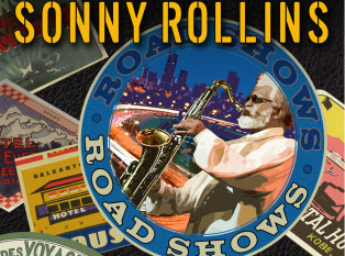 Sonny Rollins releases Road Shows, Vol. 3