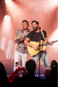 "Old Dominion Play Bucket List Historic  Ryman Auditorium Charity Show for ""An Evening With Friends"""