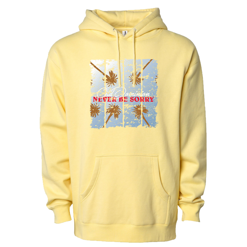 Never Be Sorry Hoodie image