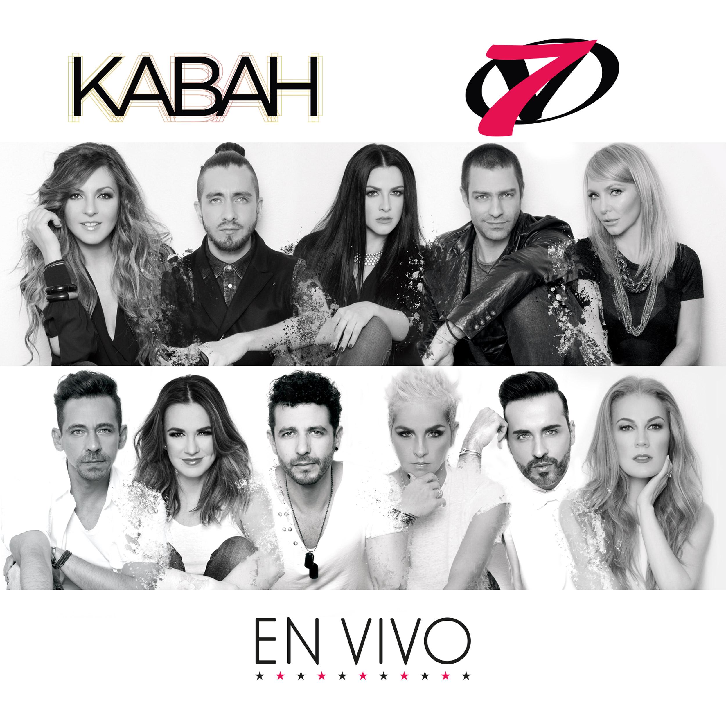 OV7 Kabah – En Vivo