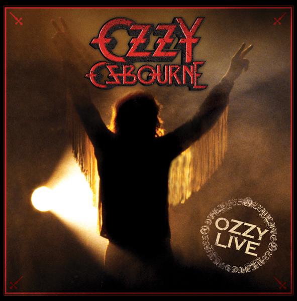 Ozzy Live 2LP