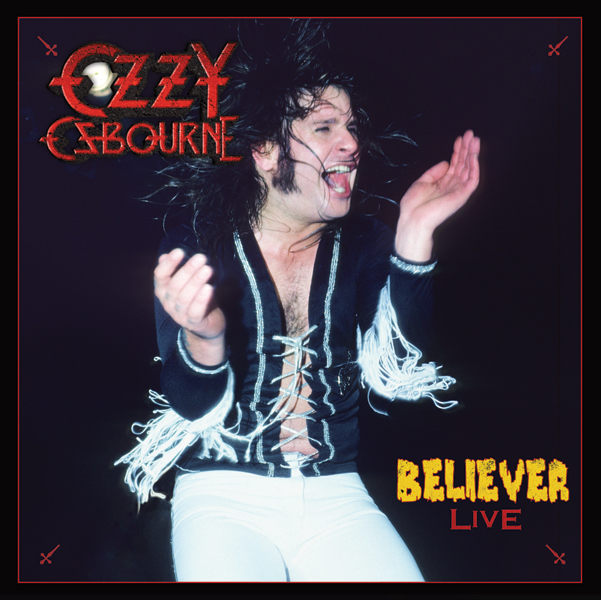 Ozzy Believer 7-inch picture disc