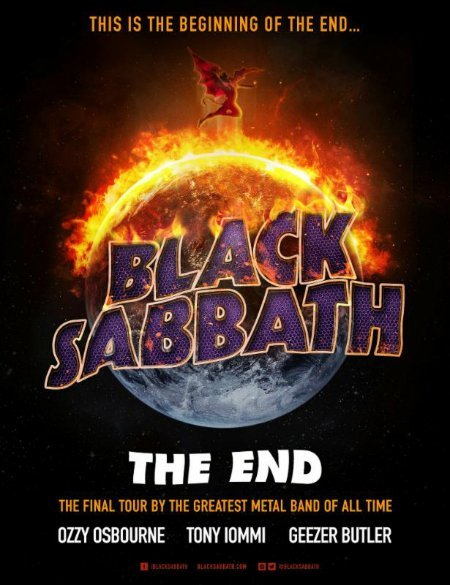 Black Sabbath Edmonton & Calgary Shows To Be Rescheduled
