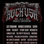 Rock USA Oshkosh, WI 2017