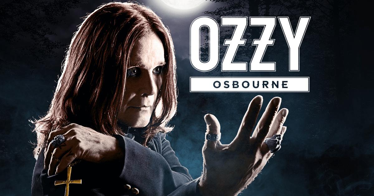 Ozzy Osbourne to headline Barcelona Rock Fest July 5, 2018
