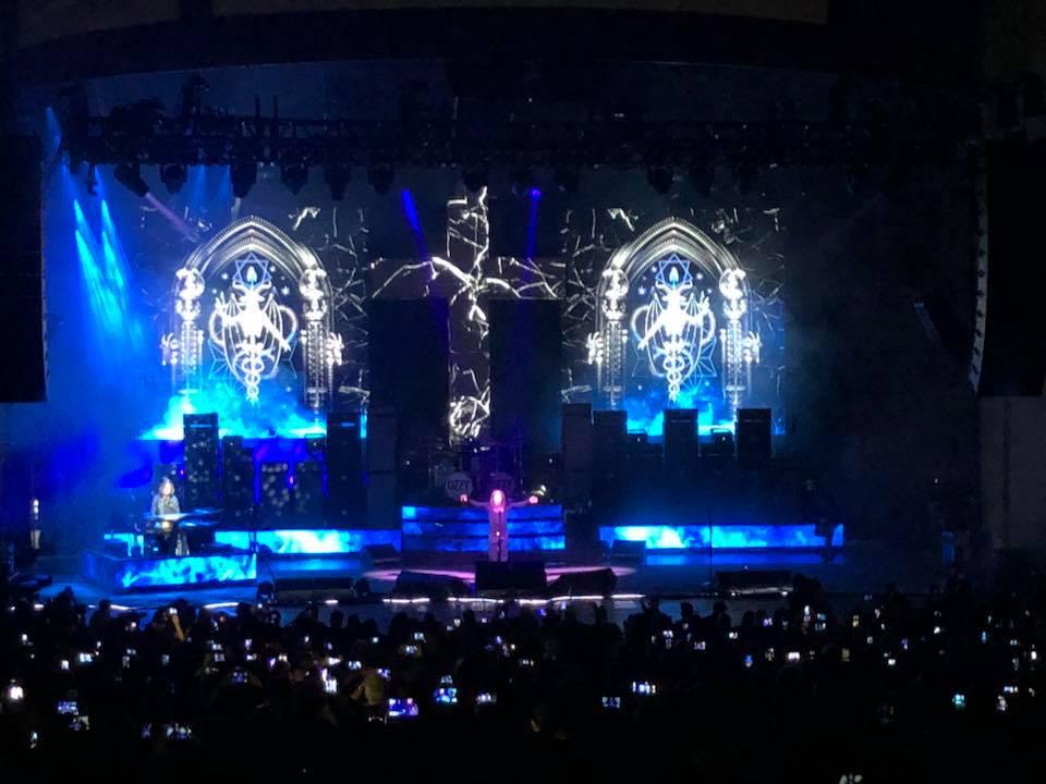 Ozzy Osbourne concert PNC Bank Arts Center in Holmdel, NJ September 10, 2018