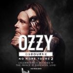 Ozzy Osbourne No More Tours 2 New Zealand March 13 and 16, 2019