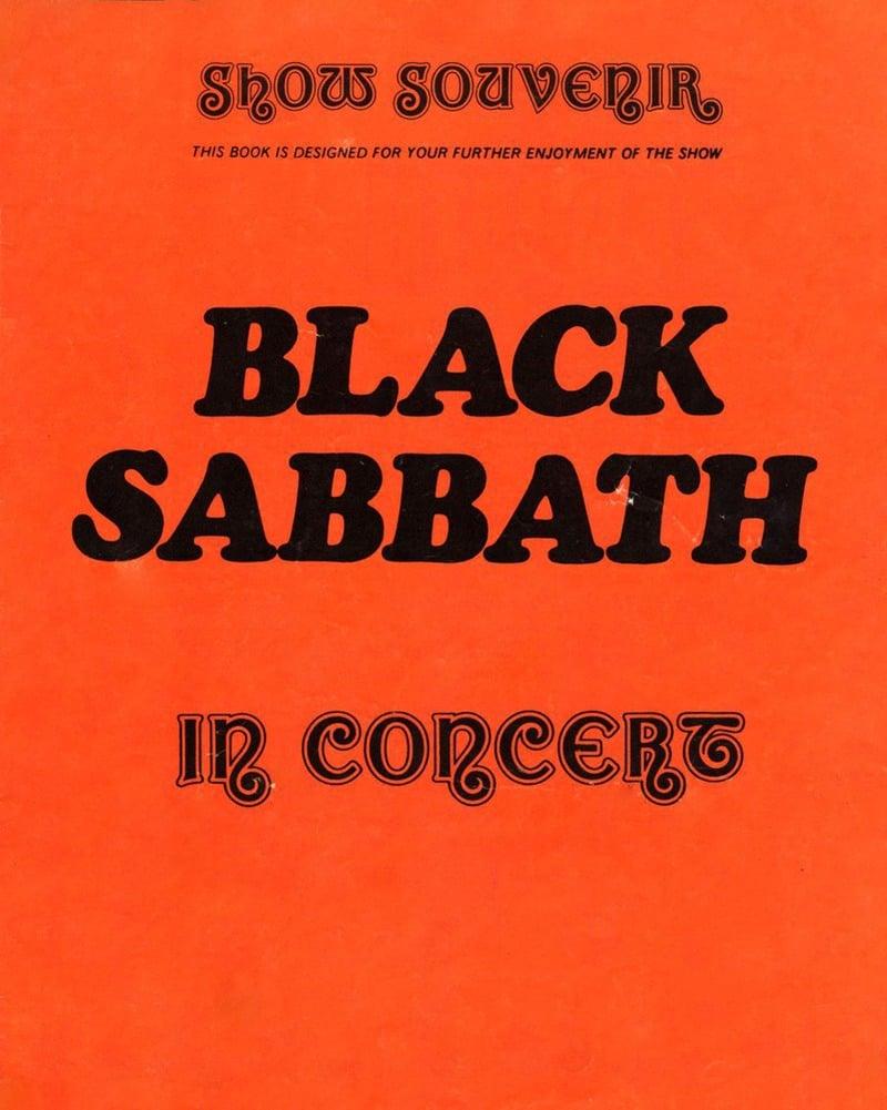 SabbathBloodyTour