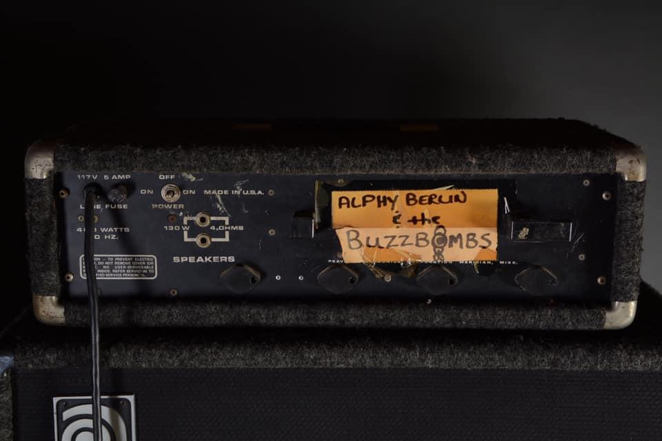 Randy Rhoads Original Quiet Riot Gear - Peavey Amp Head, 1970s