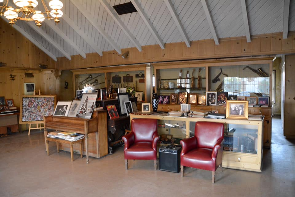 Musonia School of Music main room
