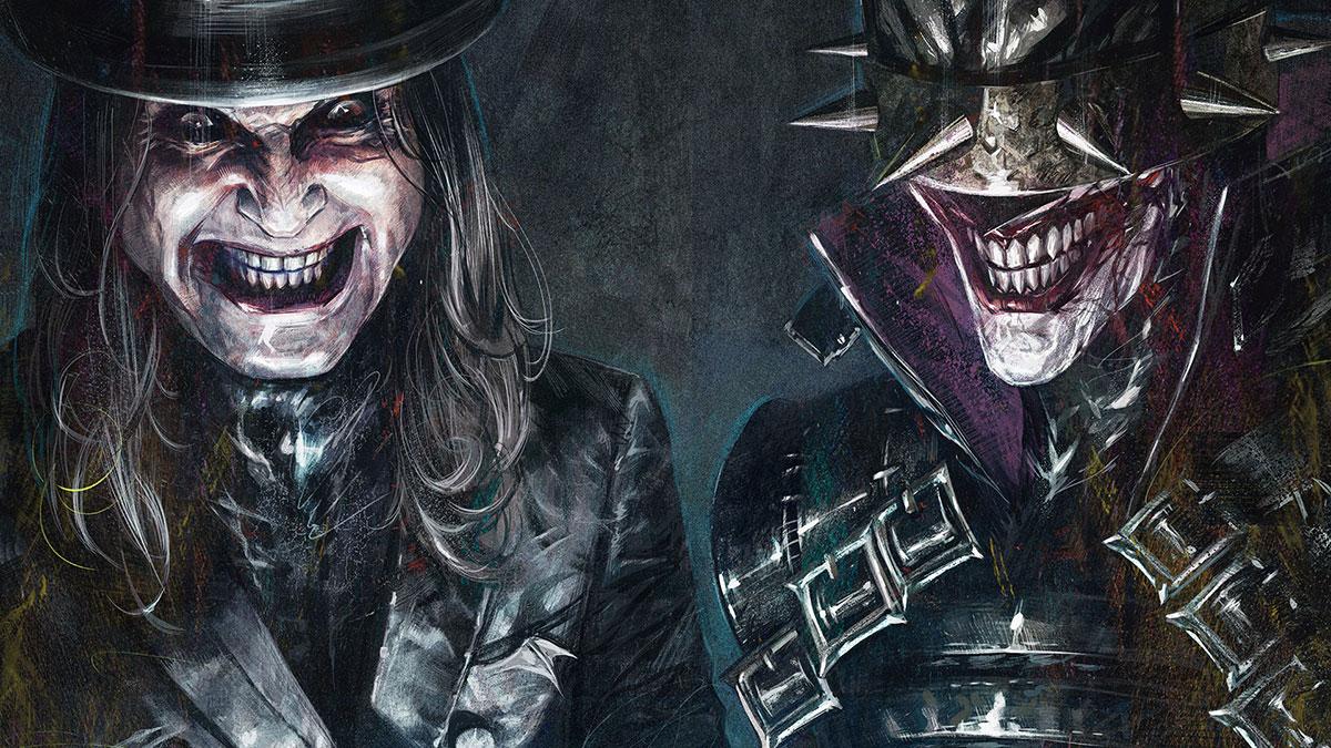 Ozzy Osbourne in Dark Nights: Death Metal - Band Edition