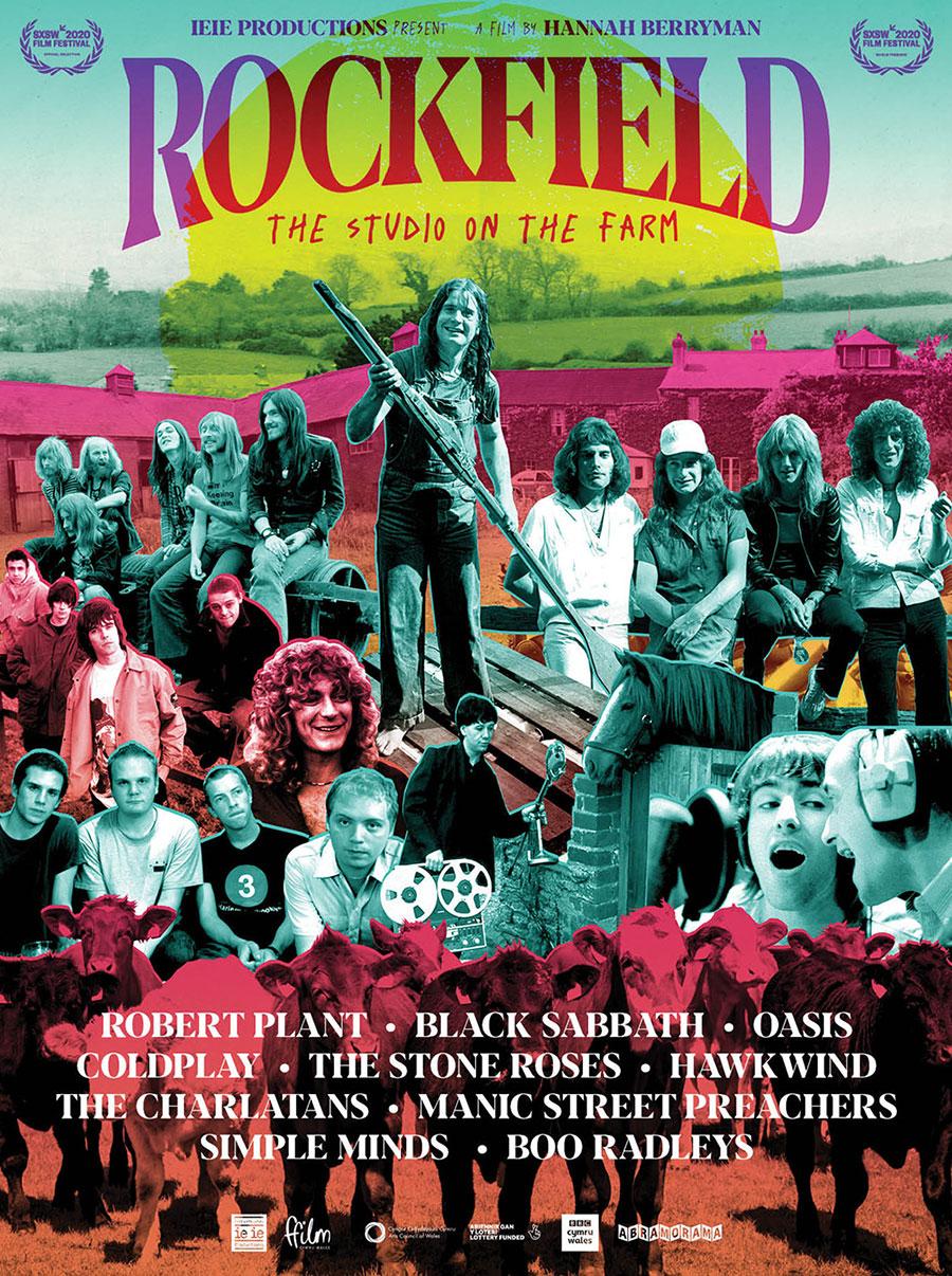 Ozzy Osbourne Rockfield The Studio on the Farm
