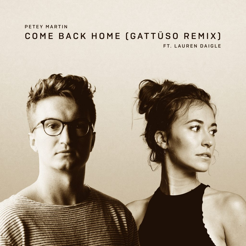 Petey Martin Come Back Home – Remix Artwork (1)