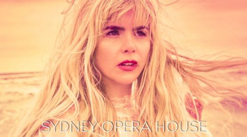 Paloma performs with Sydney Symphony Orchestra