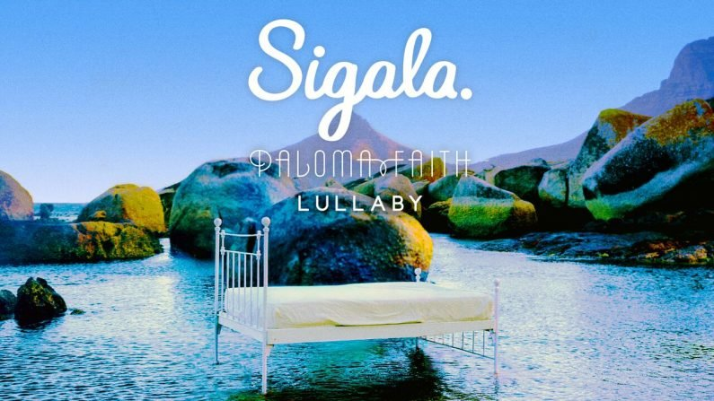 Paloma Faith teams up with Sigala for 'Lullaby'
