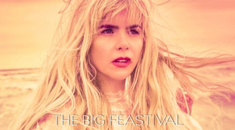 Paloma Faith to Headline The Big Feastival
