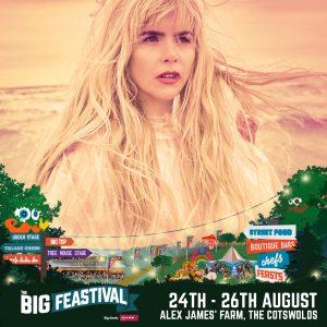 Paloma Faith to Headline The Big Feastival