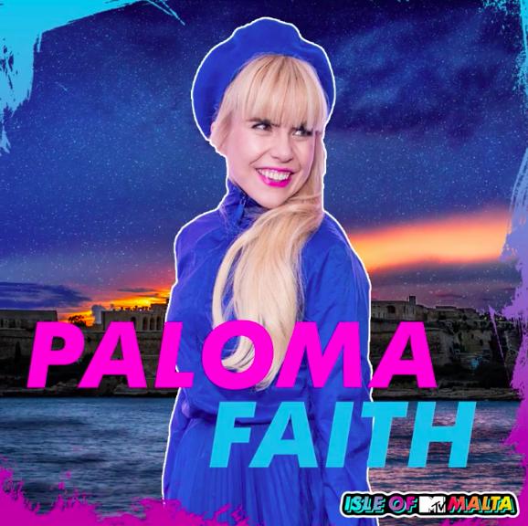 Paloma Faith To Join Sigala at Isle Of MTV 2018