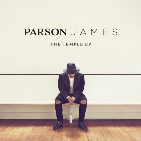 PARSON JAMES - The Temple EP - 800x800